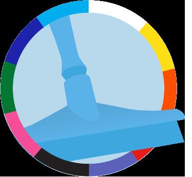 Colour Coding Image